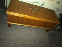 Large toy chest