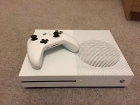 Xbox One S and Games