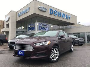 2013 Ford Fusion SE|LOW KM|WARRANTY|$0 DOWN $139 BIWEEKLY OAC