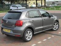 Volkswagen Polo MATCH EDITION TSI (grey) 2017-09-30