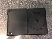 80 Empty DVD/ Game cases