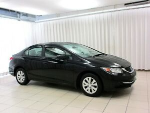 2014 Honda Civic DX SEDAN 5-SPEED w/ POWER WINDOWS ONLY 51,000 K