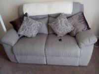 Nearly new sofa