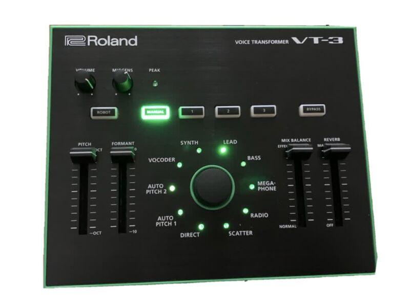 Roland Voice Transformer VT-3