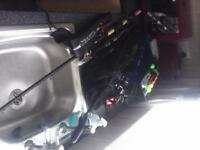 float and spinning,net tackle,reels ect,