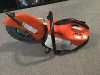 Stihl TS410 Stone Cutting Stihl Saw in VERY GOOD Condition