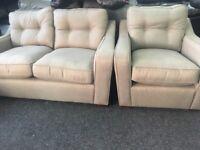 NEW / EX DISPLAY John Lewis 2 Seater Sofa + 1 Seater Sofa