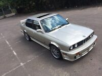 1986 BMW 325i E30 - M Tech kit