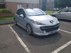 ** READ FULL AD ** 2008 Peugeot 207 1.6 THP 175 GTi (Octane) Motd Lots Of Work Done £2750ono or swap