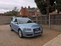 AUDI A3 1.9 TDI SE(56) , FULL SERVICE HISTORY, TIMING BELT CHANGED , EXCEPTIONAL CONDITION