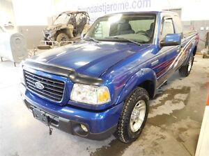 2008 Ford Ranger SPORT,2X4,MAGS,TOILE