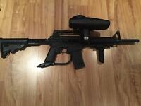 Bravo One Fully Auto Paintball Kit Good Condition!!!