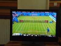 SONY BRAVIA 37inchFULL HD LED TV,USB PORT,FREEVIEW,FREE DELIVERY CENTRAL GLASGOW