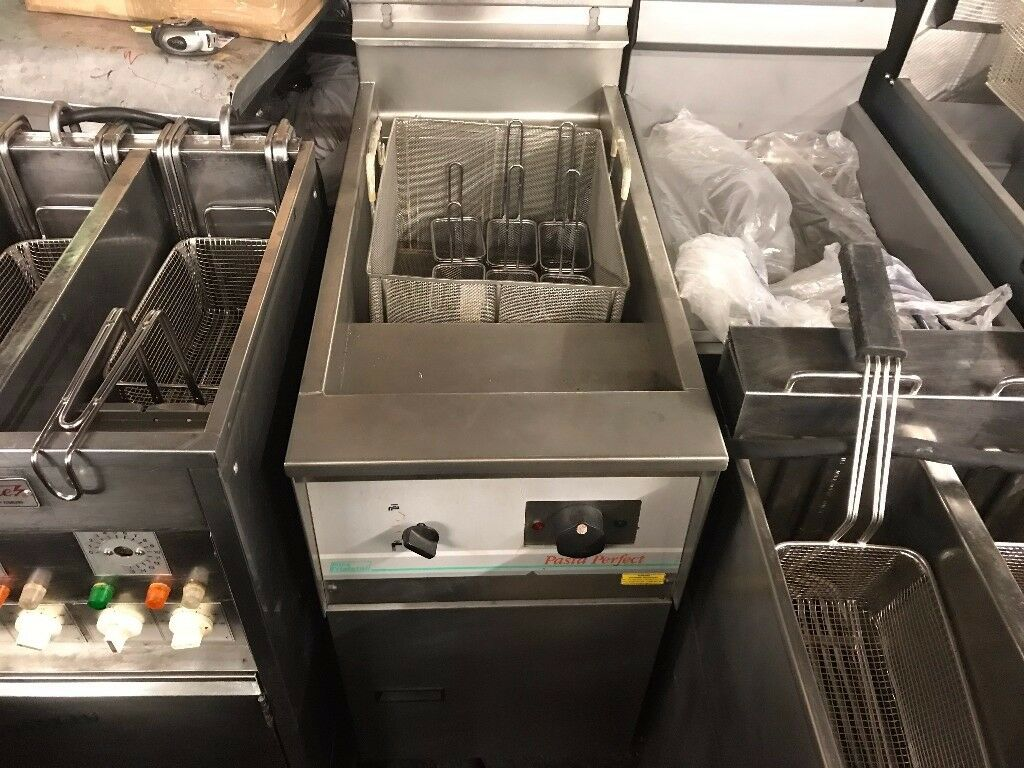 CATERING COMMERCIAL PASTA BOILER CAFE RESTAURANT FAST FOOD TAKE AWAY KITCHEN BBQ TAKE AWAY BAR