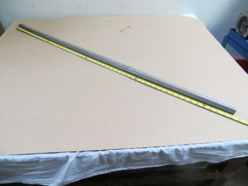 """1"""" x 52"""" Long Stainless Steel 1"""" Hex Bar Stock Used ( 2 Pcs. )"""
