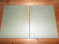 J S Bach Forty Eight Preludes & Fugues Pianoforte Vol 1 & 2 (Hardback)