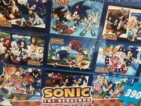 Sonic the hedgehog Jigsaws
