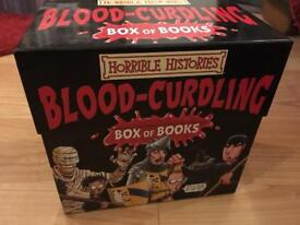 Horrible Histories 20 Book Box Set