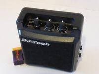 DJ-Tech UA Mini Portable Guitar Amp