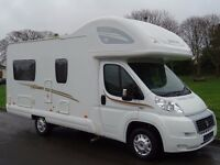 2009 SWIFT SUNDANCE SUNTOUR 590 RL - 4 BERTH MOTORHOME - 14,000 MILES ONLY