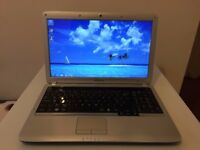 Samsung R530 - 4Gb Ram - 250Gb Hdd Storage - Windows 7 laptop