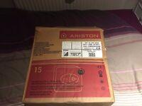 ARISTON - Electric Water Heater - Under Sink 15L 2kW - New - in box