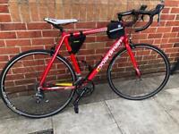 Boardman sport road bike 23 inch frame
