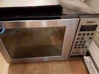 Bosch HMT755FGB Integrated Microwave - Premium German Quality - Just £45