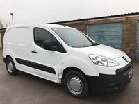 2011 Peugeot Partner Van
