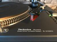 Technics SL1210 Mk2 Turntable - Amazing condition. £550, £620 or £720 depending on options chosen.