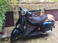 Vespa LX125 - Very low mileage and great condition