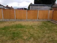 Fencing gardering