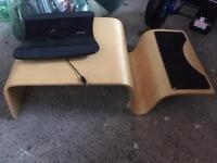 Lap top lap desk