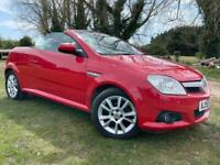 CONVERTIBLE TIGRA SPORT - 63K LOW MILES WITH COMPLETE FULL SERVICE HISTORY