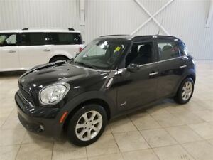 2014 MINI Cooper Countryman Cooper S *TOIT PANO, BLUETOOTH, CD,