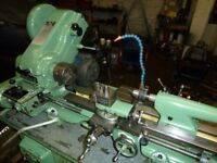 Myford ML7R Lathe with Stand (240v)