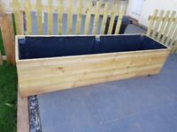 7ft garden planter for sale
