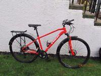 Mens Trek 8.4 DS2 Hybrid Bike