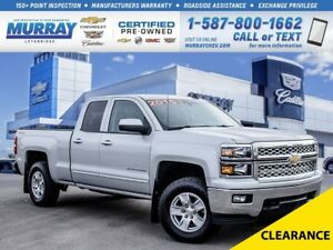 2015 Chevrolet Silverado 1500 LT**Remote Start!  Leather Wrapped