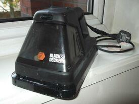BLACK & DECKER STEAMWORKS WALLPAPER STRIPPER STEAMER 1200 watts 240 volts. £25.00