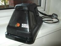 BLACK & DECKER STEAMWORKS WALLPAPER STRIPPER STEAMER 1200 watts 240 volts. £25.00