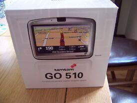 Tom Tom Sat Nav Go 510