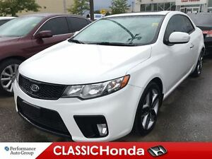 2010 Kia FORTE KOUP SX LEATHER SEATS SUNROOF CLEAN CARPROOF