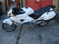 honda nt650v 2001 deauville full service ready to drive