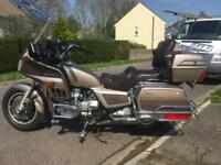Honda Goldwing Aspencade 1984