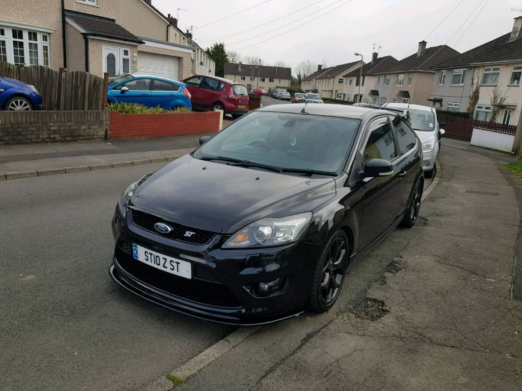 Ford focus ST pumabuild stage 3 private plate | in Cwmbran, Torfaen |  Gumtree