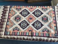 New wool rug free local delivery
