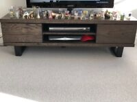 Almost brand new John Lewis tv stand + side tables