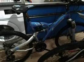 """Ladies 26""""dual disk bike"""