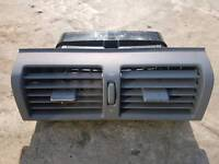 Mercedes w210 e class avantgarde grey center heater vent
